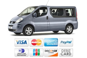 Chalkidiki airport taxi transfer - book online -step 1